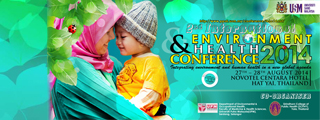 2nd International Environment and Health Conference 2014 (IEHC 2014)
