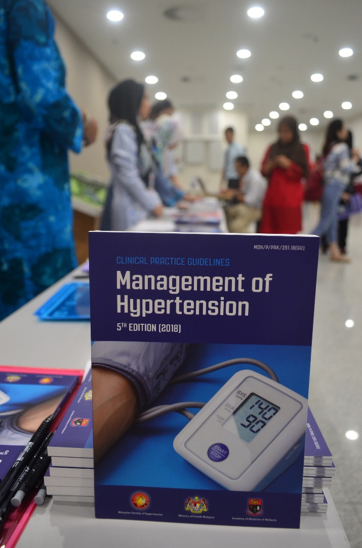 Training of Core Trainers (ToT) on Clinical Practice Guidelines (CPG) on Hypertension