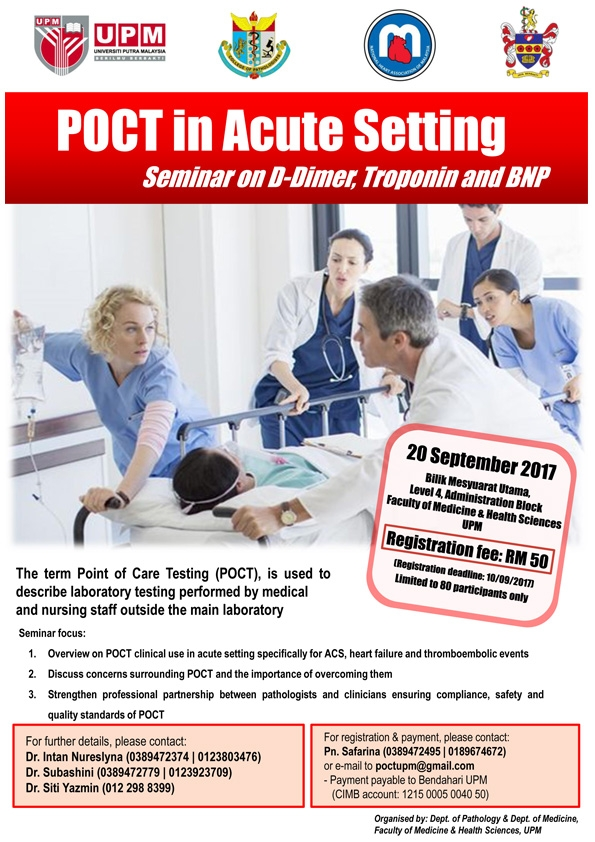POCT in  Acute  Setting